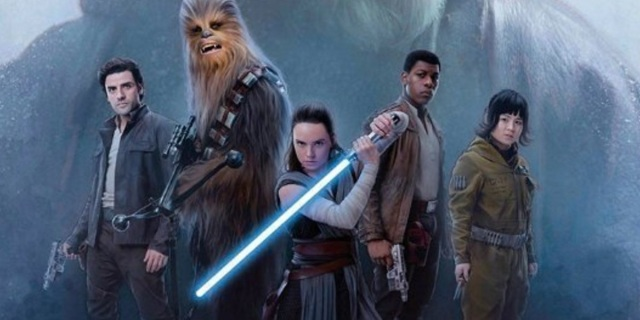 The new heroes of the Rebel Alliance