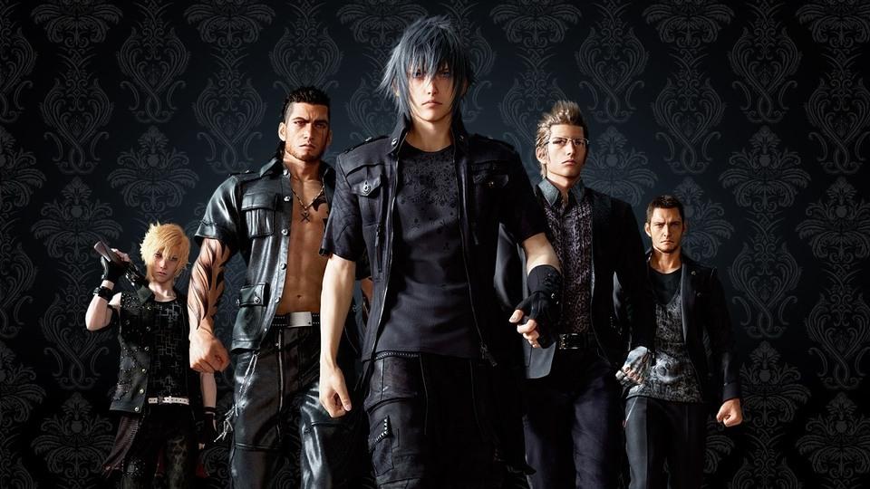 Nhân vật trong game Final Fantasy XV