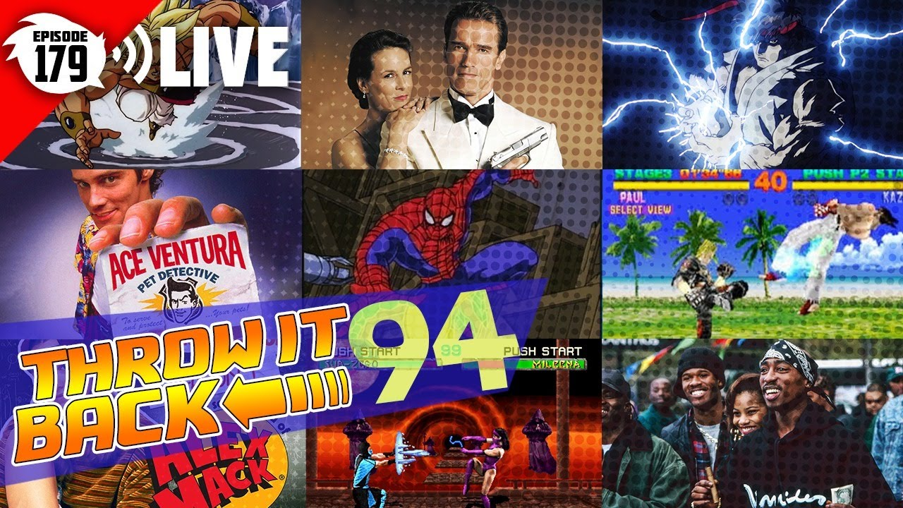 Episode 179 | Throw It Back To....1994! | Culture Junkies LIVE