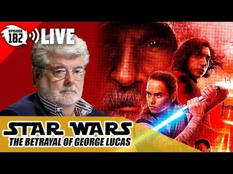 Episode 182 | George Lucas BETRAYED?! | Culture Junkies LIVE