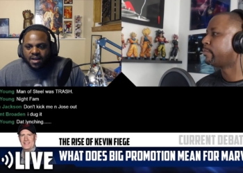 Episode 185 | The Rise of Kevin Fiege | Culture Junkies LIVE
