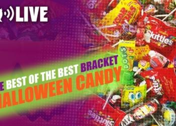 Episode 186 | Halloween Candy Bracket! | Culture Junkies LIVE