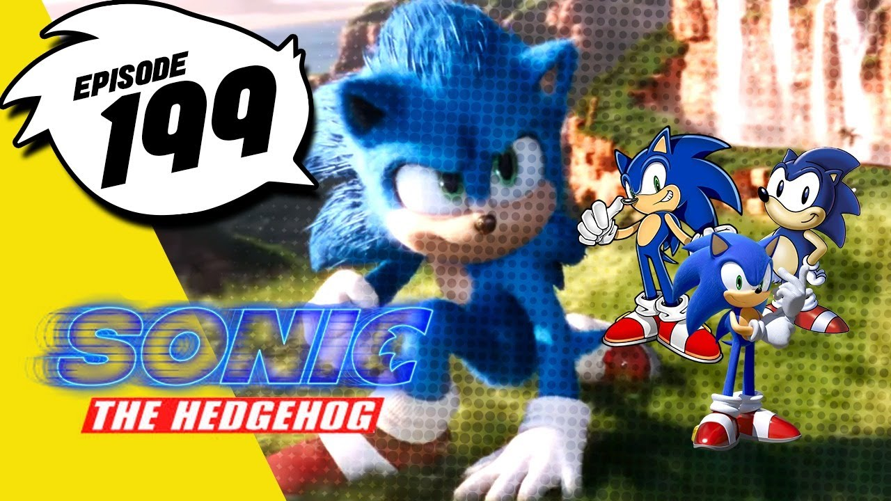 Episode 199 | Sonic The Hedgehog: Over the Years | Culture Junkies LIVE