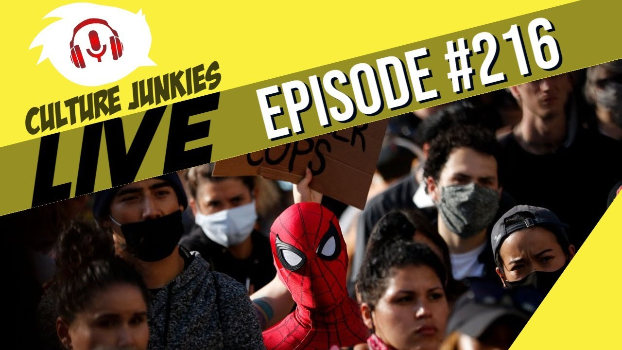 Episode 216  -  Blerd Lives Matter  | Culture Junkies Live