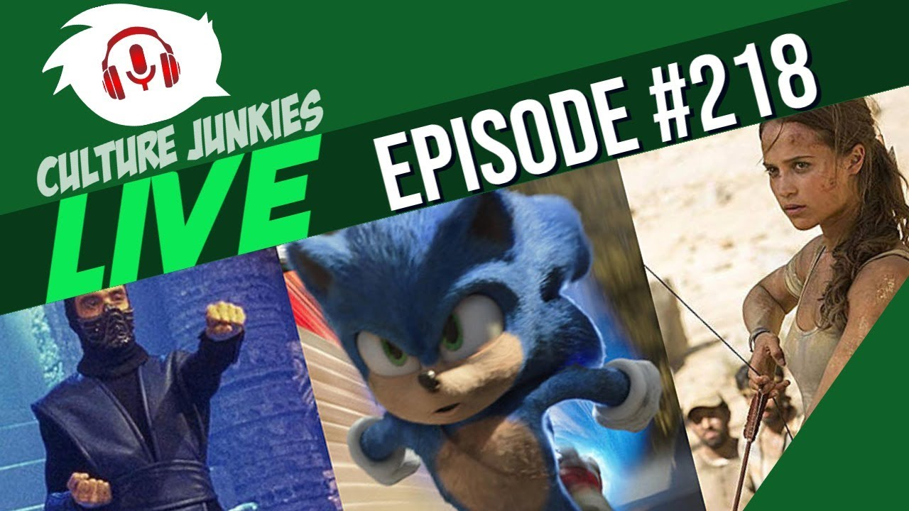 Episode 218 - The Worst Video Game Movies | Culture Junkies LIVE